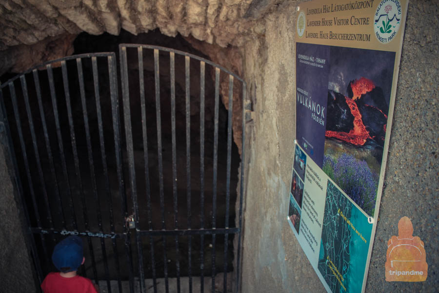 Пещера образовалась в результате вулканической активности