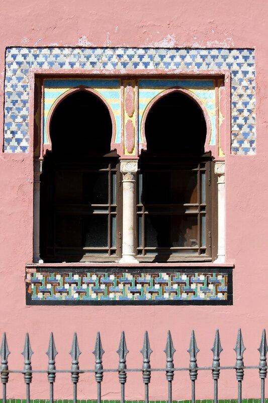 Альмуньекар. Дворец Нахарра (Palacete de la Najarra)