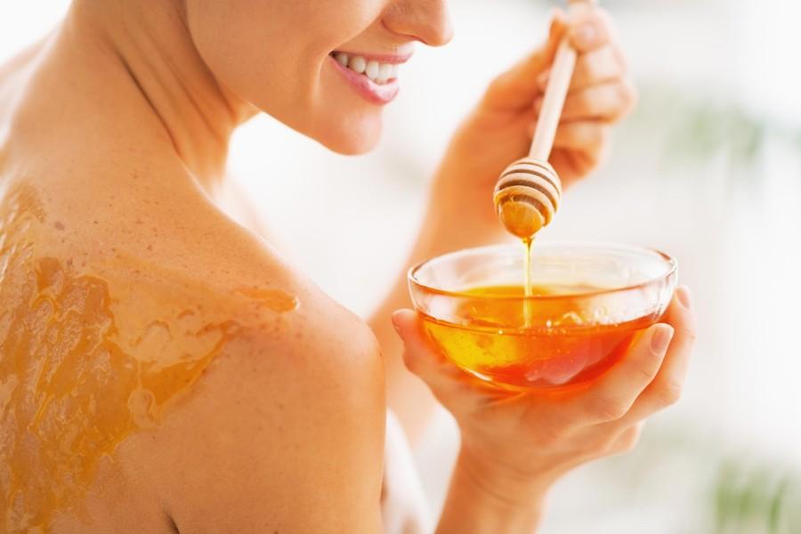 8. Для лечения ожогов Оказывается, по всему миру используют мед в качестве эффективного средства для