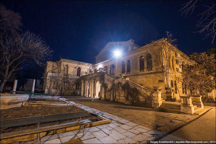 Тени забытых предков древнего городища