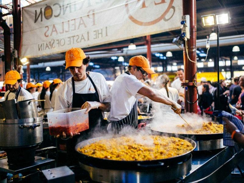 Измайловский рынок (Россия) Этот популярный московский рынок технически открыт каждый день,