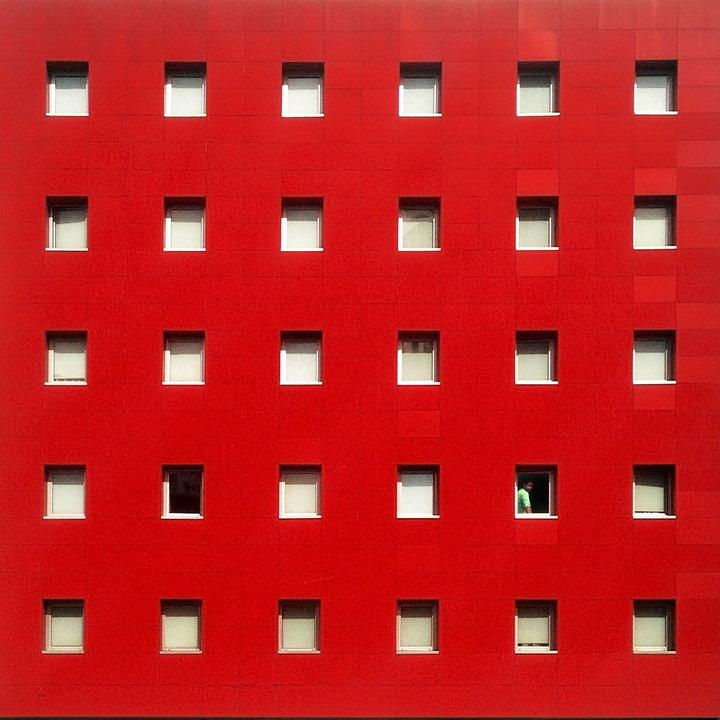 «Ярость». Социальный дом в Мальтепе. (Фото: Yener Torun / instagram.com / cimkedi)