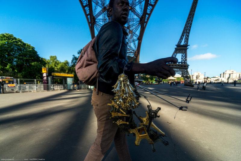 Если Вы не были в Париже, эта фотопрогулка для вас (21 фото)
