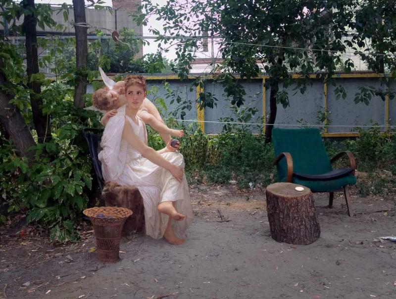 Не боги горшки обжигают — они ездят в метро и продают черешню (22 фото)