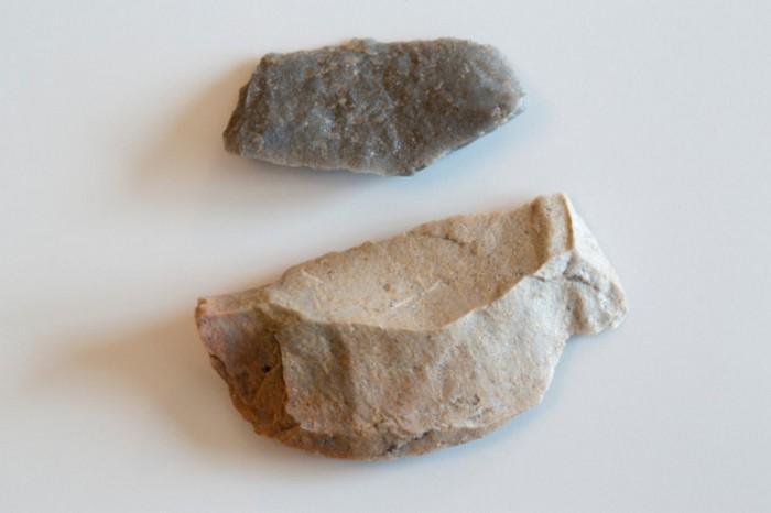 5. Неизвестные артефакты В пустыни Кении были обнаружены самые древние каменные орудия. Возраст найд