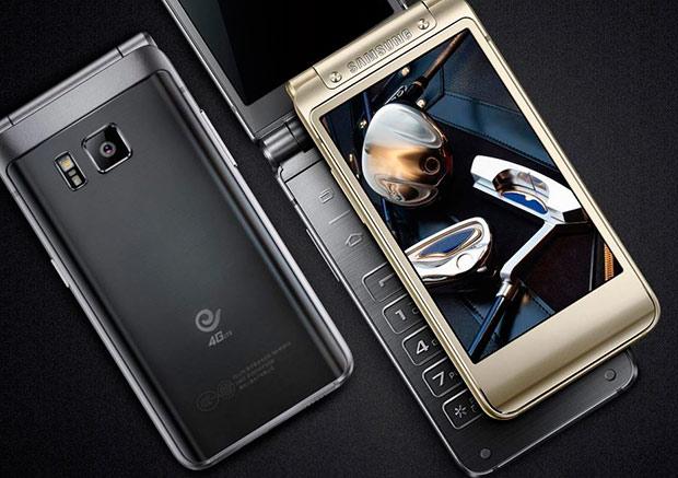 Самсунг  работает над раскладным Galaxy S7