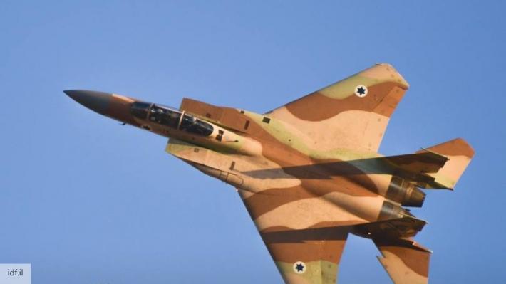 Израиль нанес удар пожилому зданию наГоланских высотах— Армия Сирии