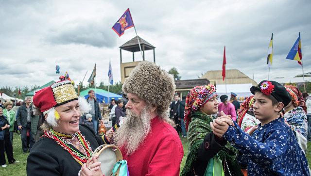 Фестиваль «Казачья станица Москва» посетят около 50 тысяч человек