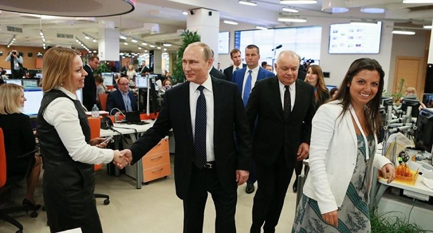 Захарова направила письмо уполномоченному ОБСЕ посвободе СМИ Миятович