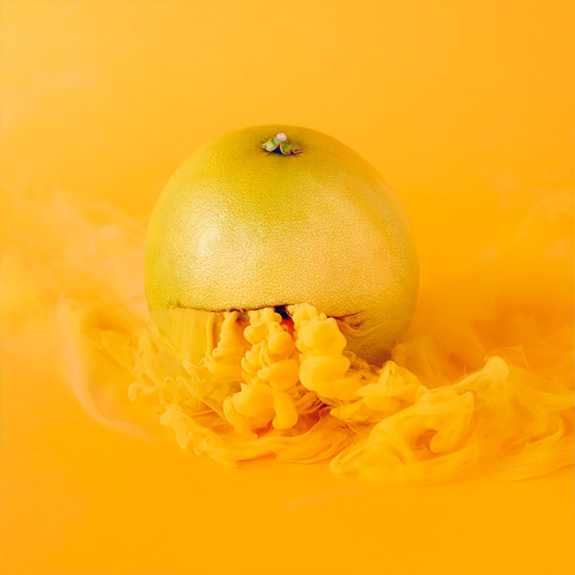 The Secret Lives of Fruits and Vegetables by Maciek Jasik