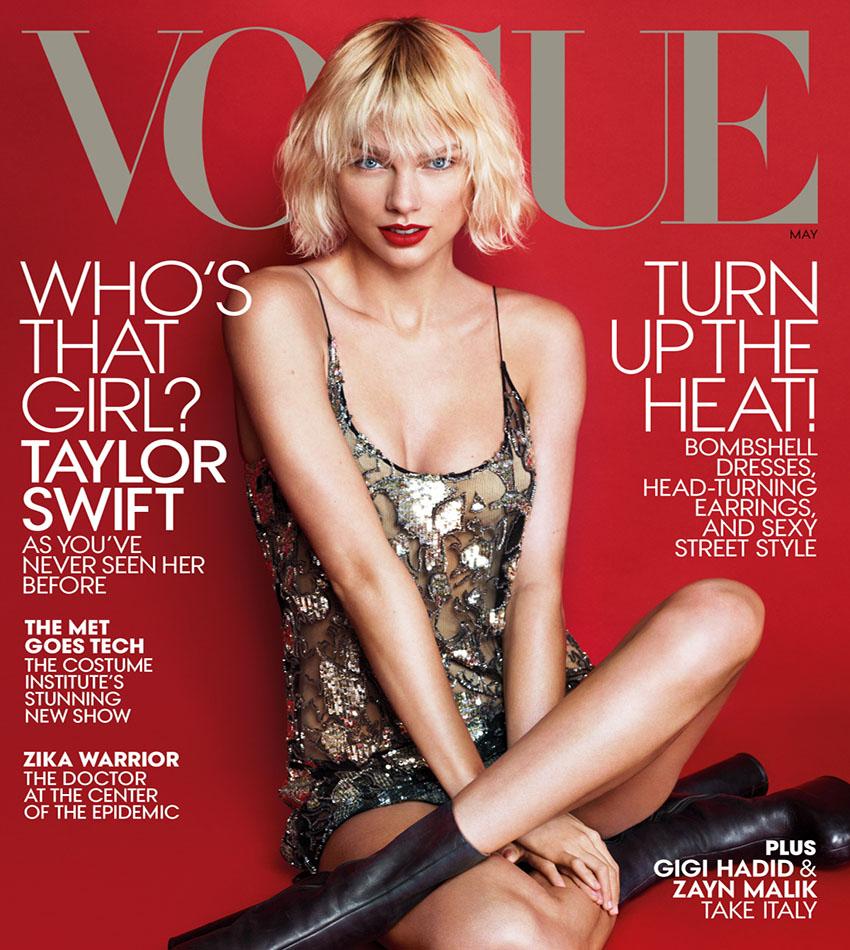 Taylor Swift - Vogue US (May 2016)