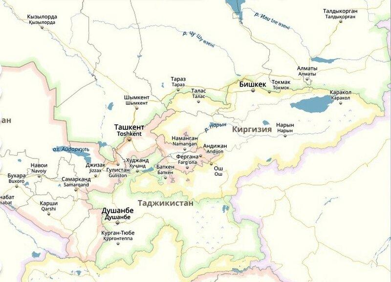 Киргизия на карте мира.jpg