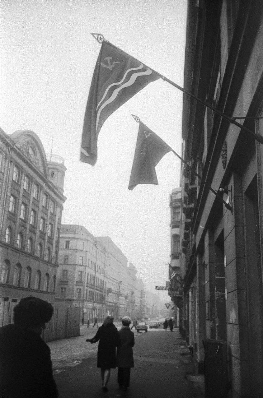 ...НАШ АДРЕС СОВЕТСКИЙ СОЮЗ. Рига, 70-е годы. Фотограф Николай Бродяной.jpg