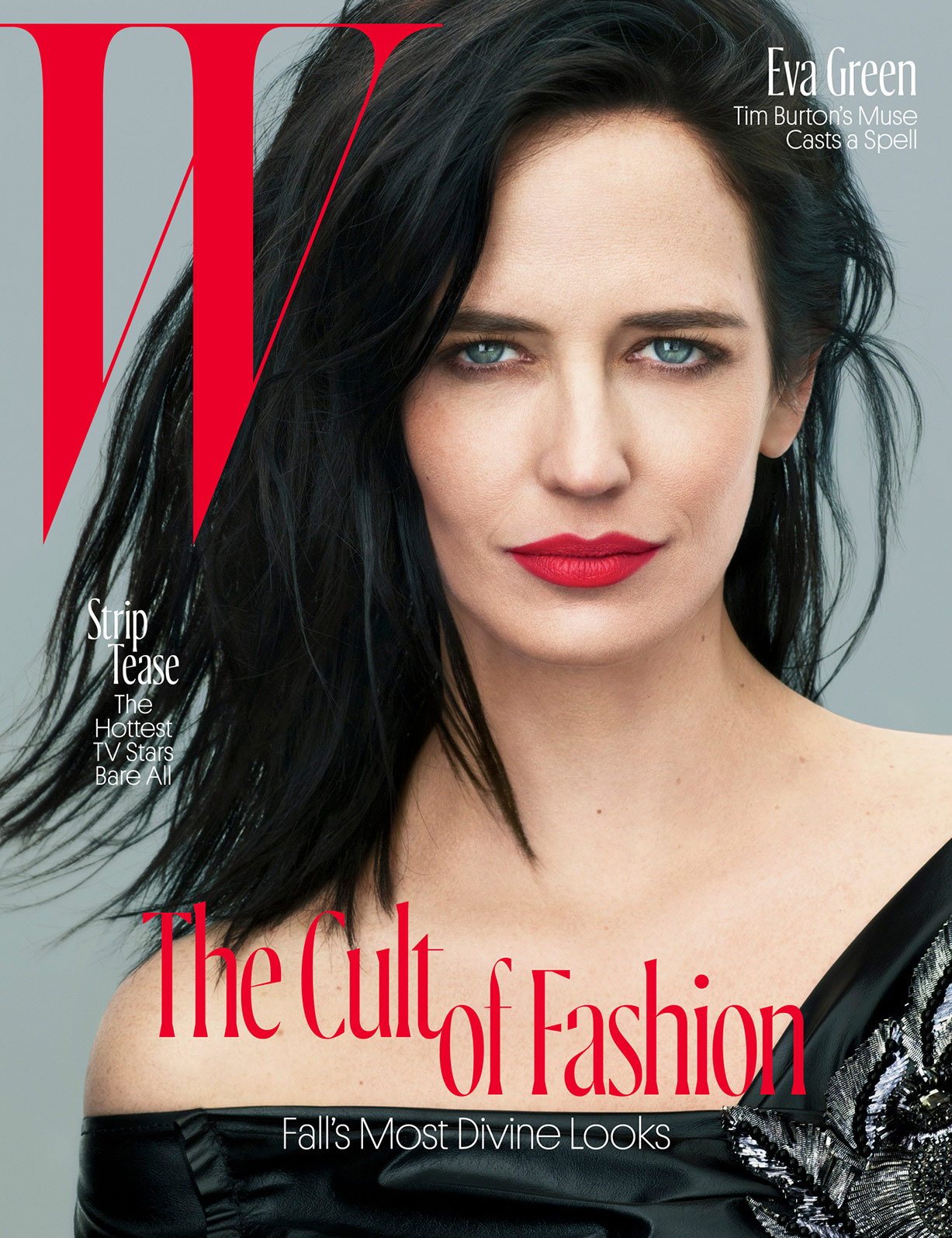 Ева Грин / Eva Green by Mert & Marcus in W Magazine august 2016