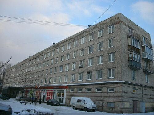 Загородная ул. 43к2