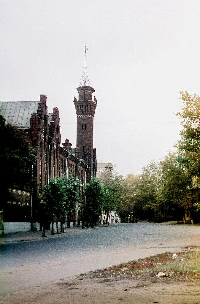 457009 Пожарная каланча 1967 Соболев Н.К..jpg