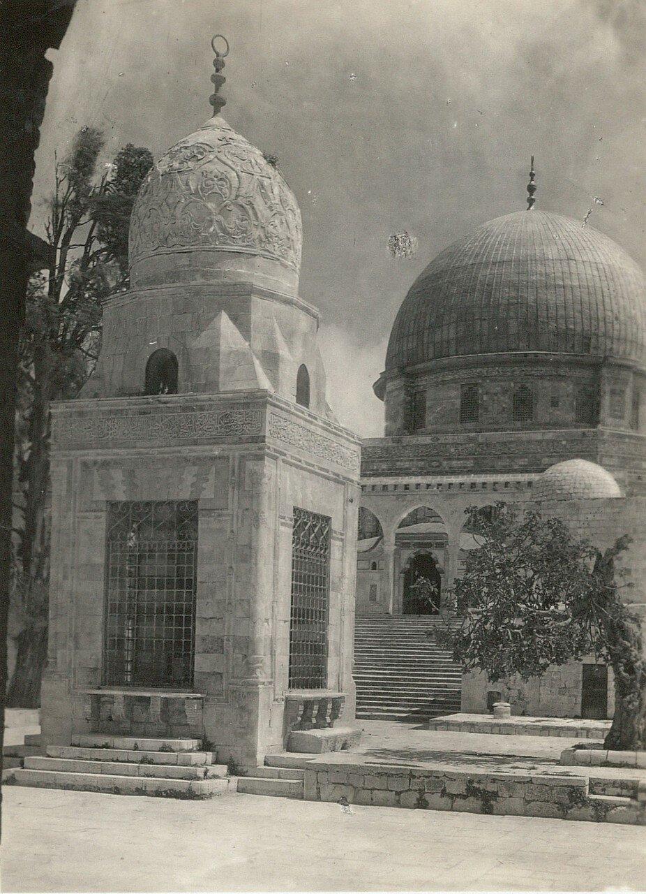 Иерусалим. На Храмовой горе