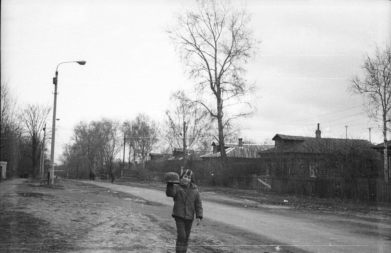 1972. Улица Первая Спортивная