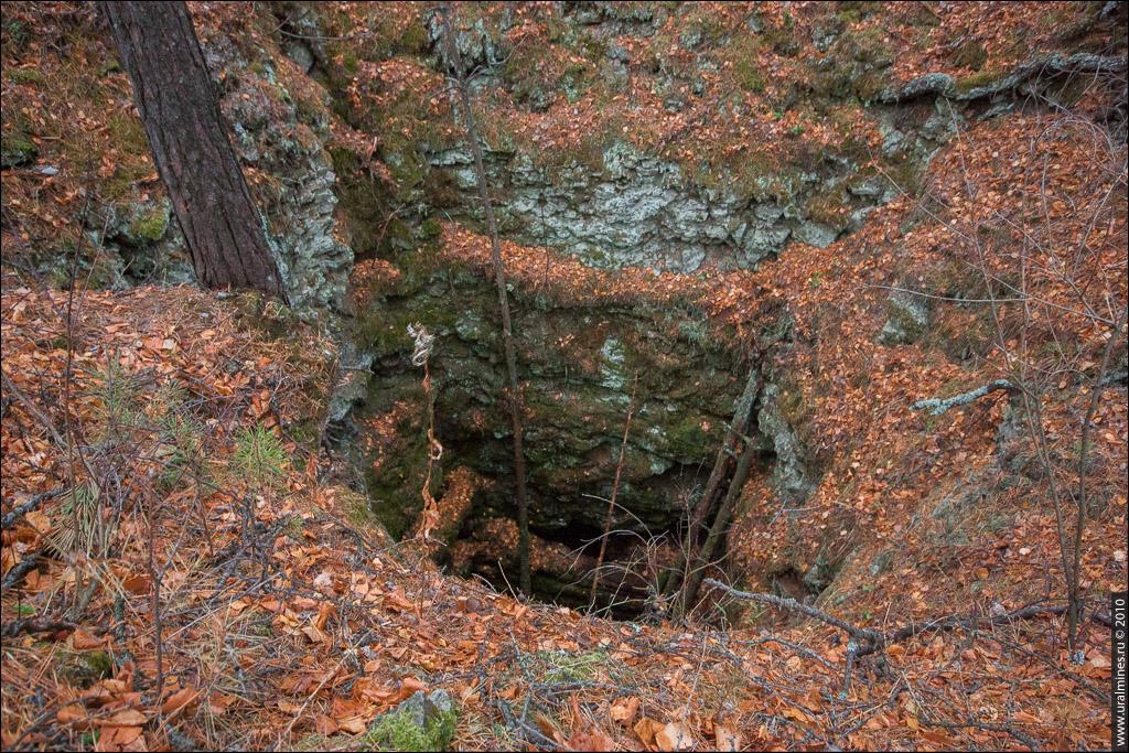 Согринский медный рудник