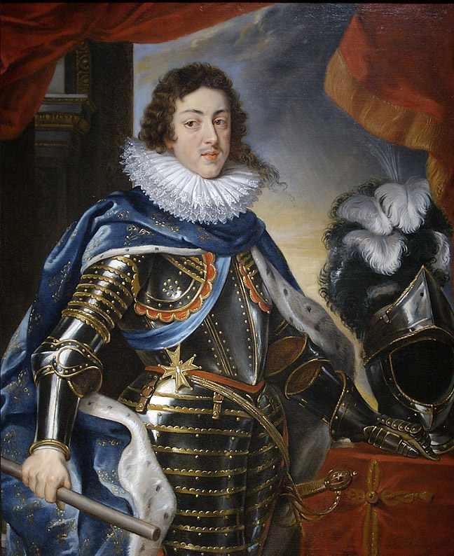 Молодой Людовик XIII; (1622-25) by Peter Paul Rubens (1577–1640)