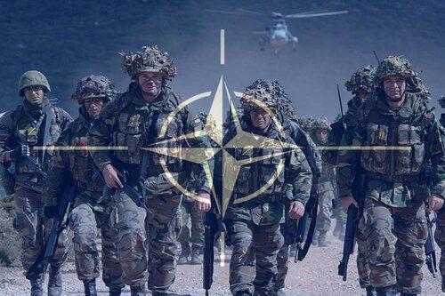 Военные НАТО, еще не войдя в Молдову уже пугают оружием