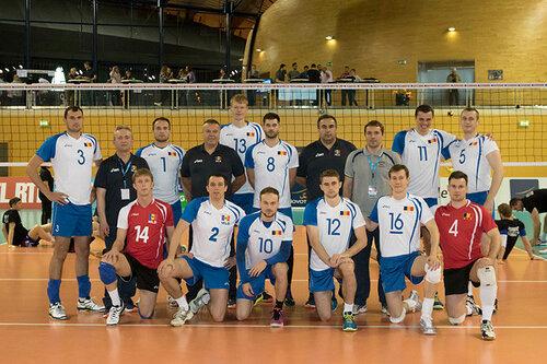 Сборная Молдовы прошла во второй раунд Чемпионата Европы