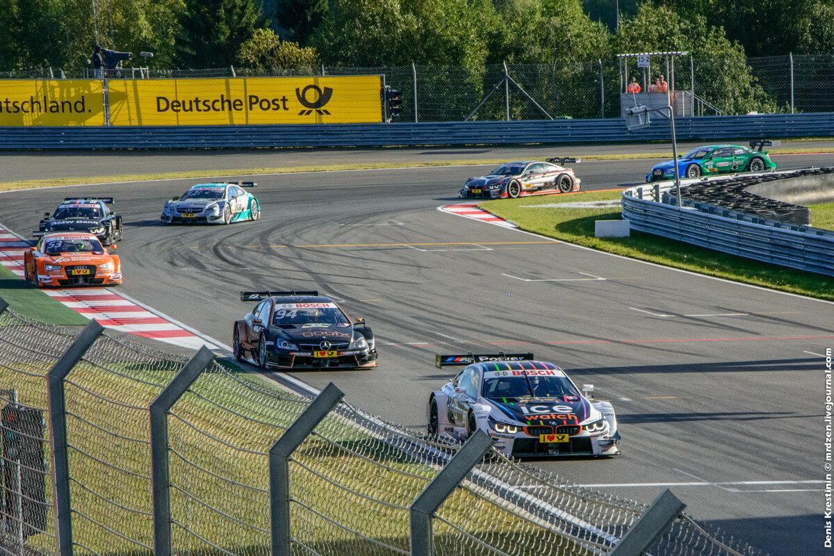 DTM Moscow Raceway 2015