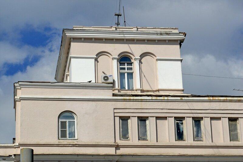 Жилой дом облисполкома
