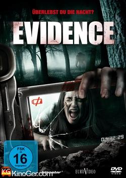 Evidence - Überlebst du die Nacht? (2011)