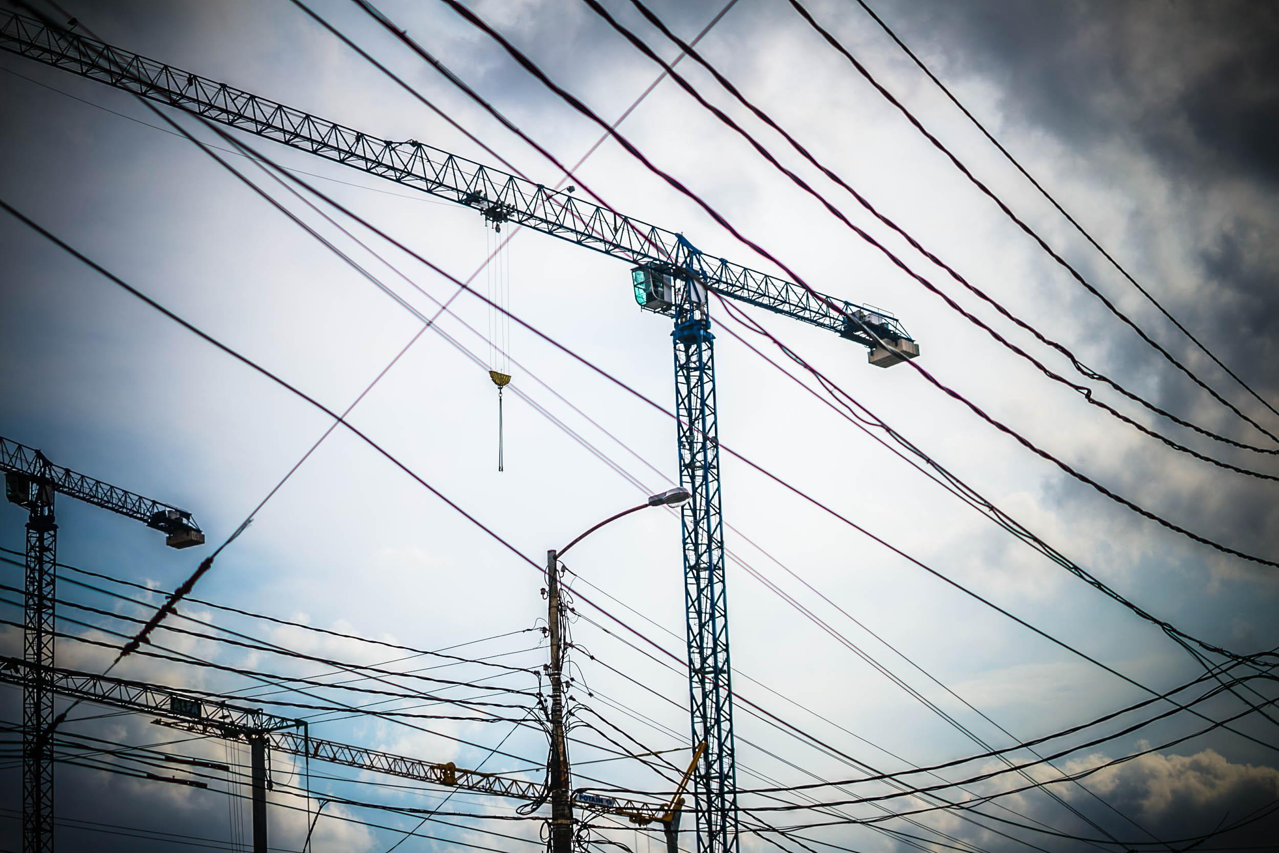 Краснодарские долгострои будет достраивать новая фирма