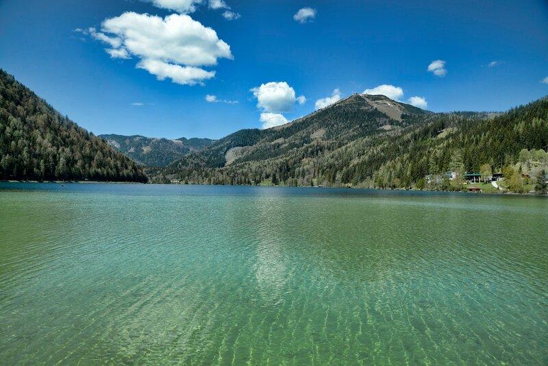 Перед маем: озера Эрлауфзее и Лунцерзее