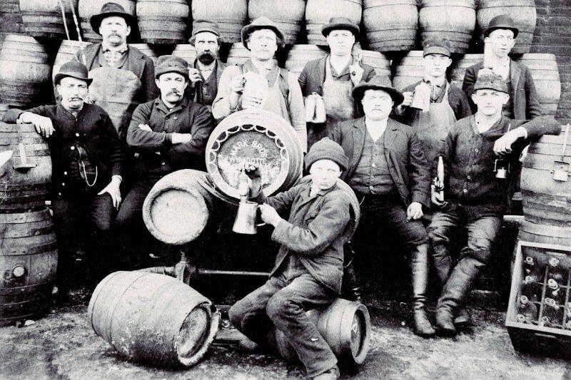 Фотографии США времен сухого закона (1920 1930 е годы)