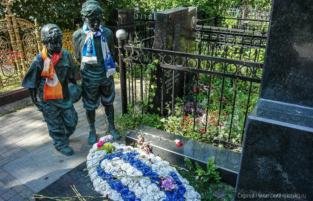 Сколько стоит место на самом дорогом кладбище России