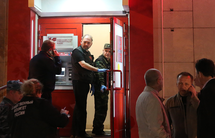 Триллер в российской столице: захвативший заложников вмосковском банке уничтожен впроцессе штурма