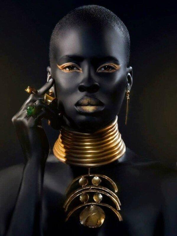 Африканская красота, черные женщины на фото Бейли Харада Стоун 0 195088 e2aa0e4b XL