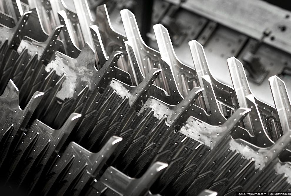 14. В цехах механосборочного производства из различного вида заготовок, получаемых от металлург