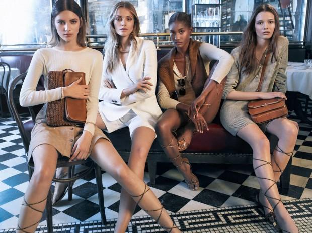 Новая коллекция Massimo Dutti весна-лето 2015