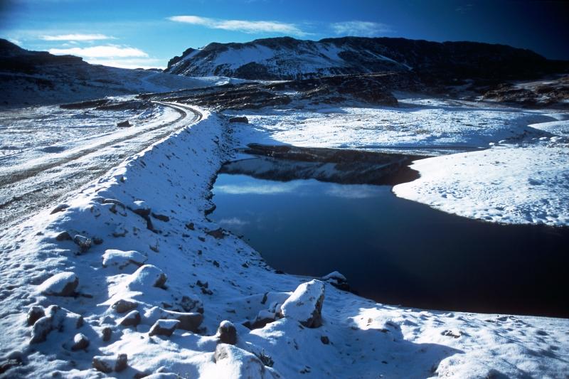 Самые красивые крупнейшие ледники мира: Пасторури, Перу