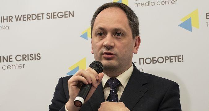 Черныш просит неназывать предателями крымчан спаспортомРФ