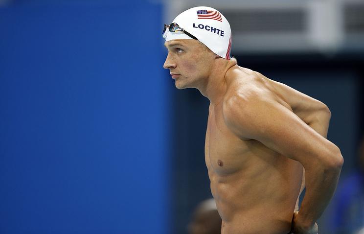 Милиция Рио винит американских пловцов вдаче ложных показаний