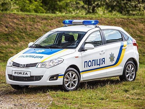 «Запорожцы» вместо Prius: полицейских пересадят на российские авто