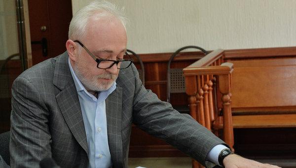 Мосгорсуд продлил домашний арест экс-главы «Роснано» Меламеда