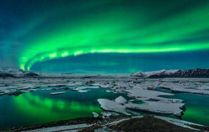 Финские ученые услыхали особый звук северного сияния