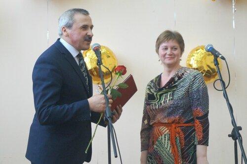 День работника культуры в Барабинске
