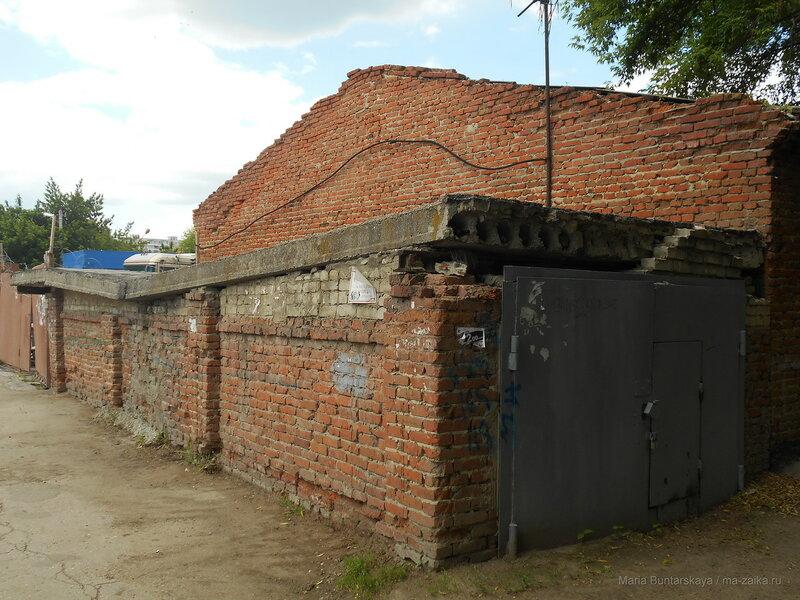 Стена, Саратов, Большая Горная, 03 июля 2016 года
