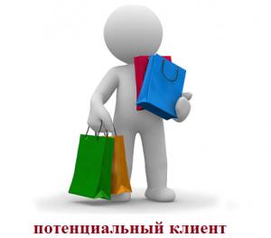 аватар клиента или покупателя