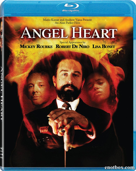 Сердце Ангела / Angel Heart (1987/BDRip/HDRip)