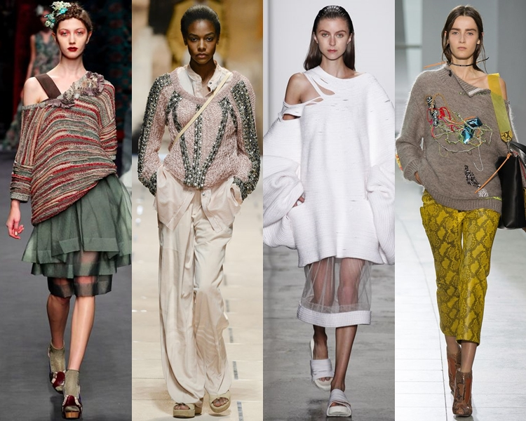 Women's Knitwear Spring/Summer 2016 Fashion Trends picture 11
