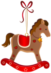 Rocking_Horse_Christmas_Ornament_Transparent_PNG_Clip_Art_Image.png