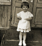 Так наряжали меня На крыльце дома в #Солнцево фото Галина Шведова